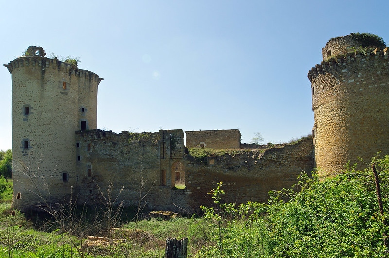 Castillo de la Prune-au-Pot