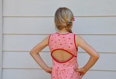 berry wild dress