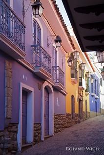 La Paz - Calle Jaén