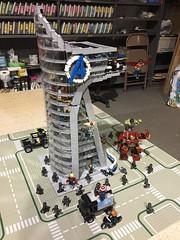 Lego Avengers: Age of Ultron