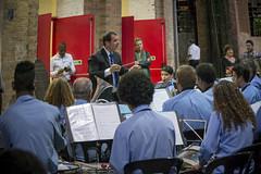 Apresentação da Corporação Musical União Operária