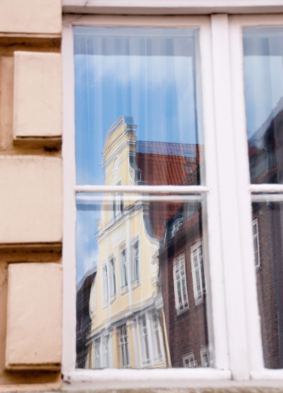 a window in Stralsund