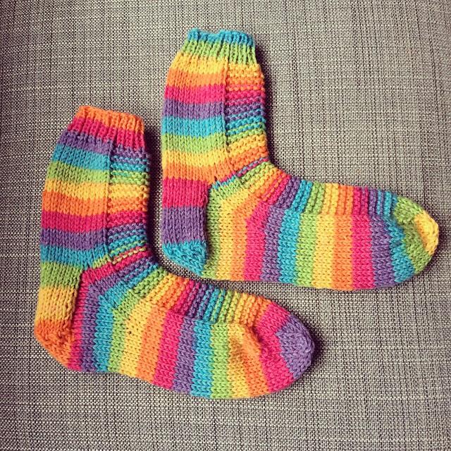 Rye #socks for my nephew