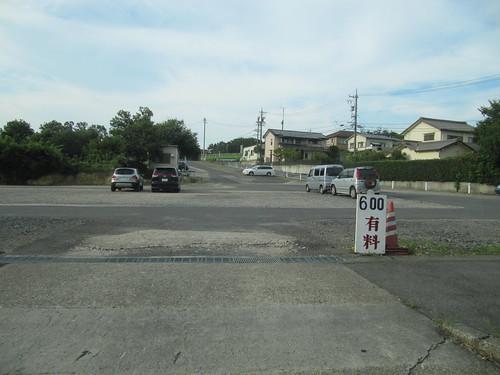 中京競馬場周辺の民間の駐車場