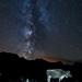 Milky way Via Lattea by Lorenzoboss  www.boselli.eu