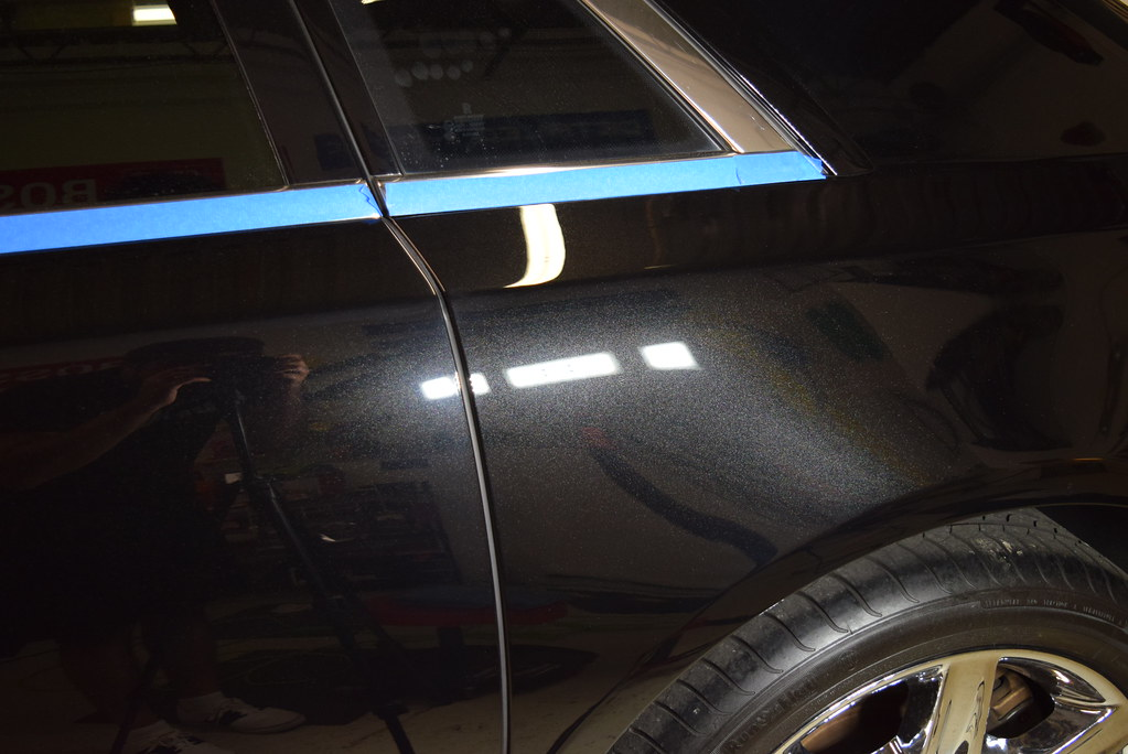 paint after polishing