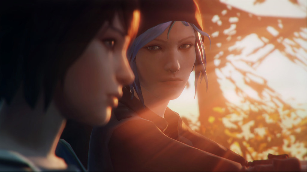 Life is Strange, PS4 and PS3
