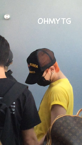 Big Bang - Incheon Airport - 07aug2015 - OHMYTG - 02
