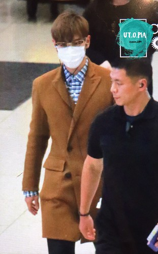 TOP - Incheon Airport - 05nov2015 - Utopia - 07