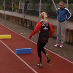 2011 Training mit Lisa