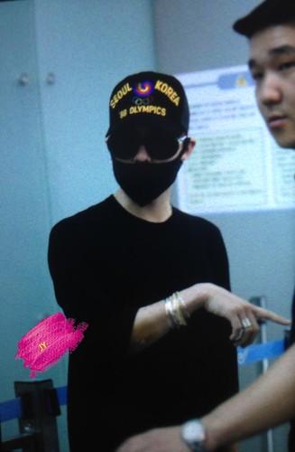 YB Dae GD departure Seoul to Bangkok 2015-07-10 029