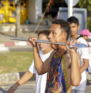 Phuket Vegetarian Festival
