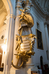 Pulpit as ship's prow