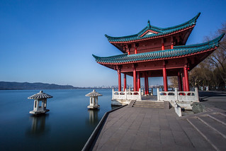 West Lake - Hangzhou (杭州) - China by lucien_photography