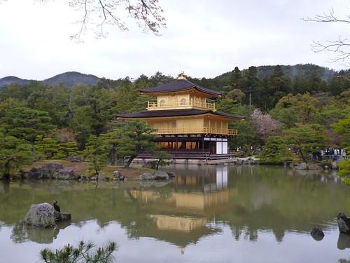 kinkaju-ji temple
