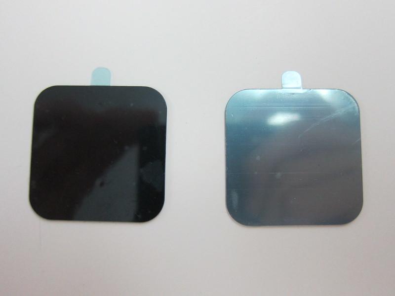 Logitech + trip Universal Air Vent Mount - Meta Plates Back