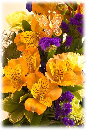 Hannah's Thank You Bouquet