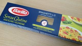 Barilla Spaghetti - Senza Glutine.