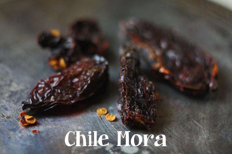 Chile Mora (H)