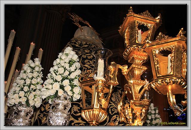 Semana Santa en Málaga. Cofradia de Viñeros (18)