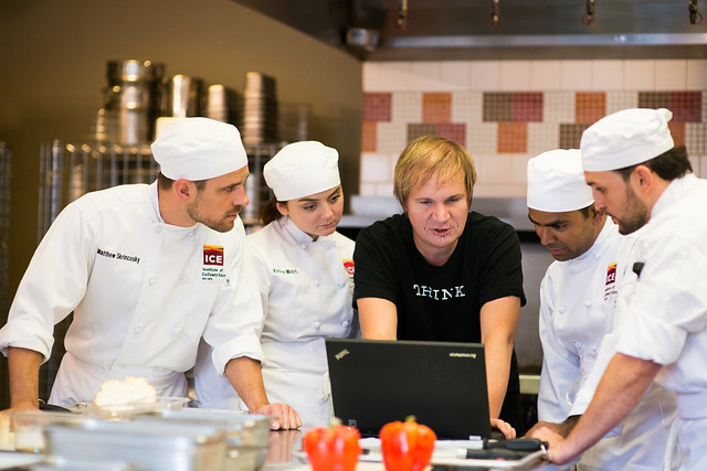IBM and ICE use Chef Watson in the Kitchen