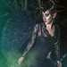 Maleficent Inspired Shoot by Clydebank Photography