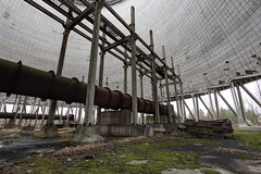 Pripyat Cooling Tower