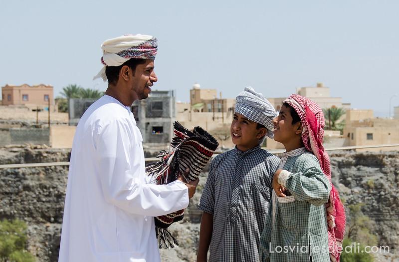 9 días en Omán