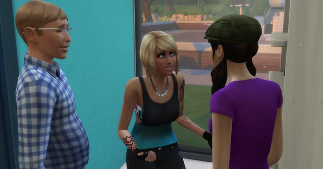 Lexi, so enthused!
