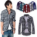 Men Casual Shirts 2015, Spring Patchwork,,Unomatch Shop, Photobing , Fashion ,Style, Dream Fashion ,New Style,Mens Clothing Accessories,Jacket (7) by IsabelVictoriax