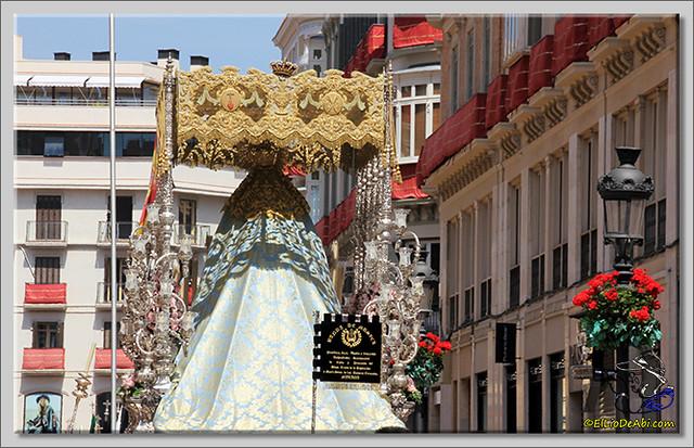 Semana Santa en Málaga. La Alameda y Calle Larios (9)