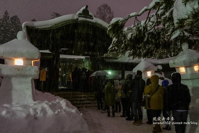 20150214米澤雪燈籠-10米澤雪燈籠-P-1260694
