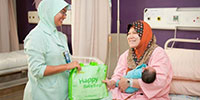 Indonesian women prefer to give birth in Malaysian hospitals