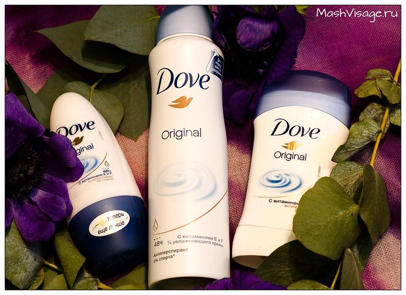 dove дезодорант отзывы