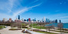 View of Chicago from Museum Campus