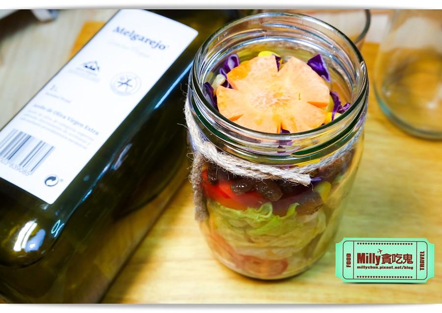 西班牙梅爾雷赫橄欖油x玻璃罐沙拉0015