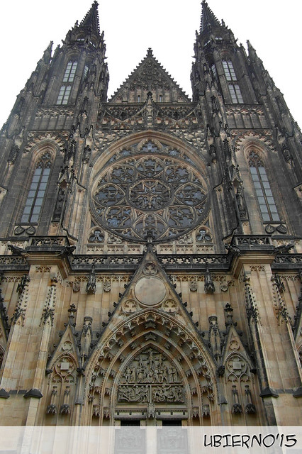 The Cathedral of St. Vitus