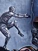 Fuenlabrada - Graffiti cyborg