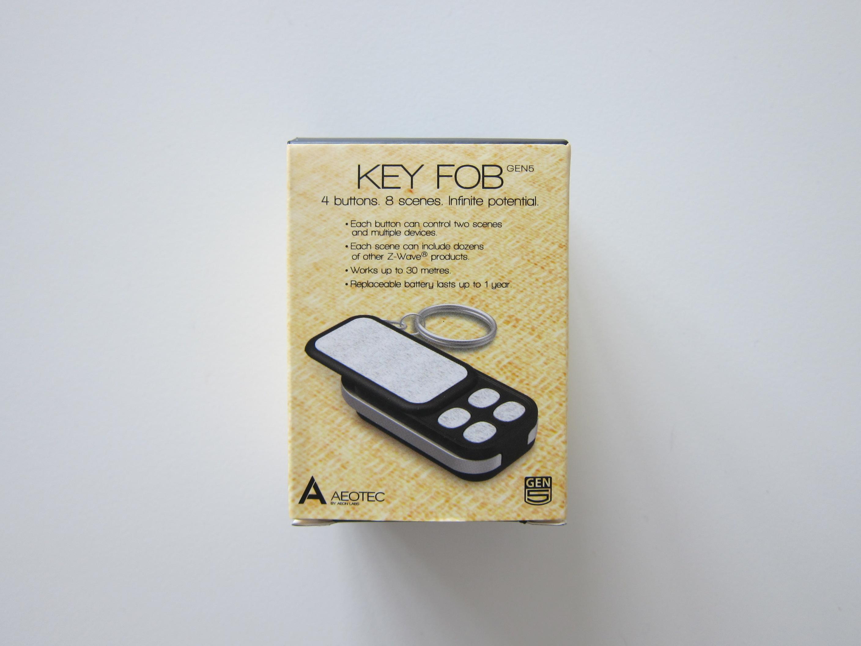Aeon Labs Aeotec Z Wave Key Fob Remote 171 Blog Lesterchan Net