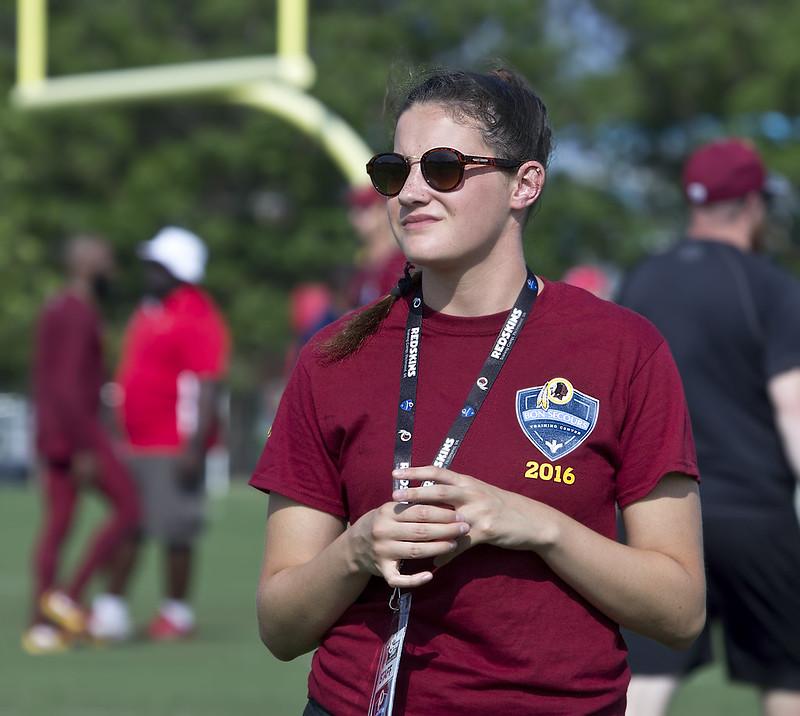 2016 Washington Redskins Richmond Training Camp NFL Football