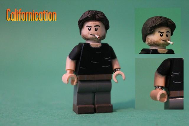 Custom LEGO Californication | Hank Moody