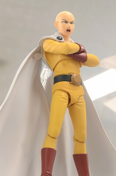超人氣漫畫《一拳超人》埼玉 也將推出「figma可動系列」!