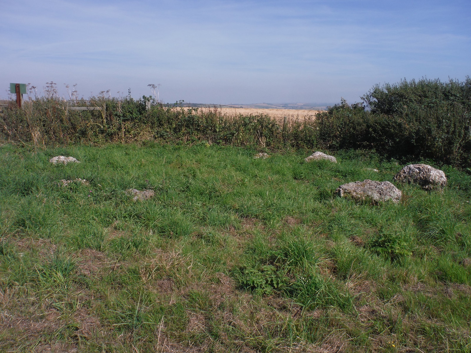 Hampton Stone Circle SWC Walk 275 Dorchester South Circular or to Portesham (Extension)