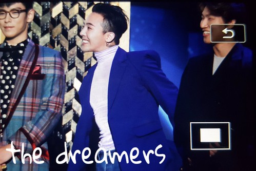Big Bang - The 5th Gaon Char K-Pop Awards - 17feb2016 - The Dreamers - 06