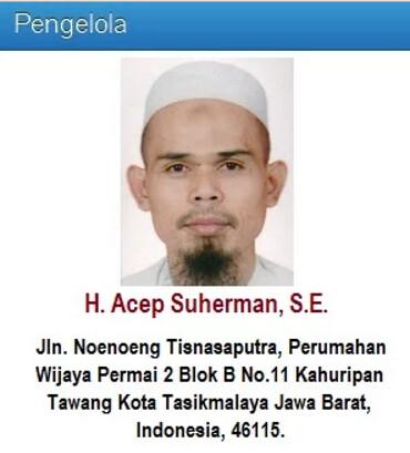 H. Acep Suherman , SE