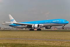 KLM Asia, 777-306ER, PH-BVB