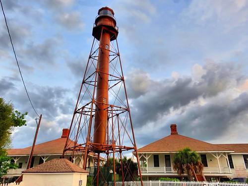 Sanibel Lighthouse2 HDR 20150407