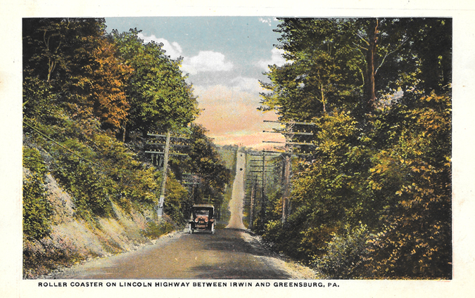 Lincoln Highway Postcards-2