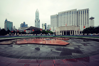 People's Square, Shanghai | Roland Krinner