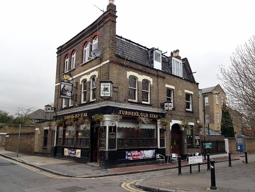 Turners Old Star Wapping